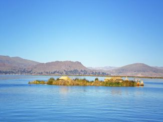 Islas flotantes de Uros qué ver y qué hacer en Perú