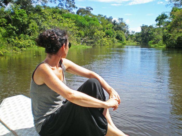 Pacaya Samiria Peru Amazonia