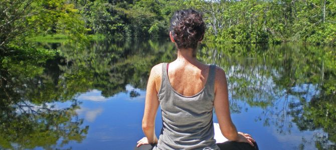 Pacaya Samiria: la selva de los espejos