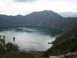 Laguna Volcán Quilotoa