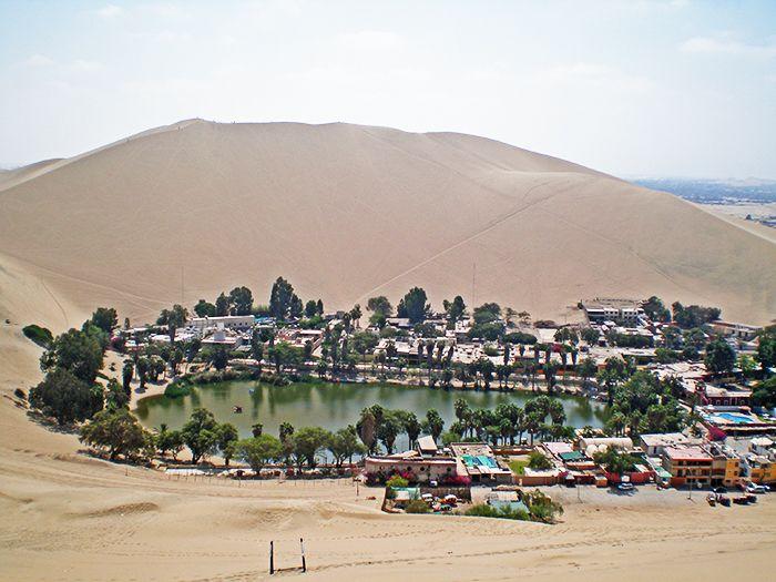 qué ver y qué hacer en Huacachina - cómo llegar a Huacachina