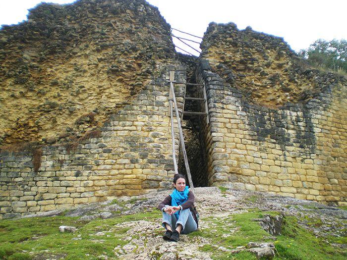 Peru Chachapoyas Kuelap