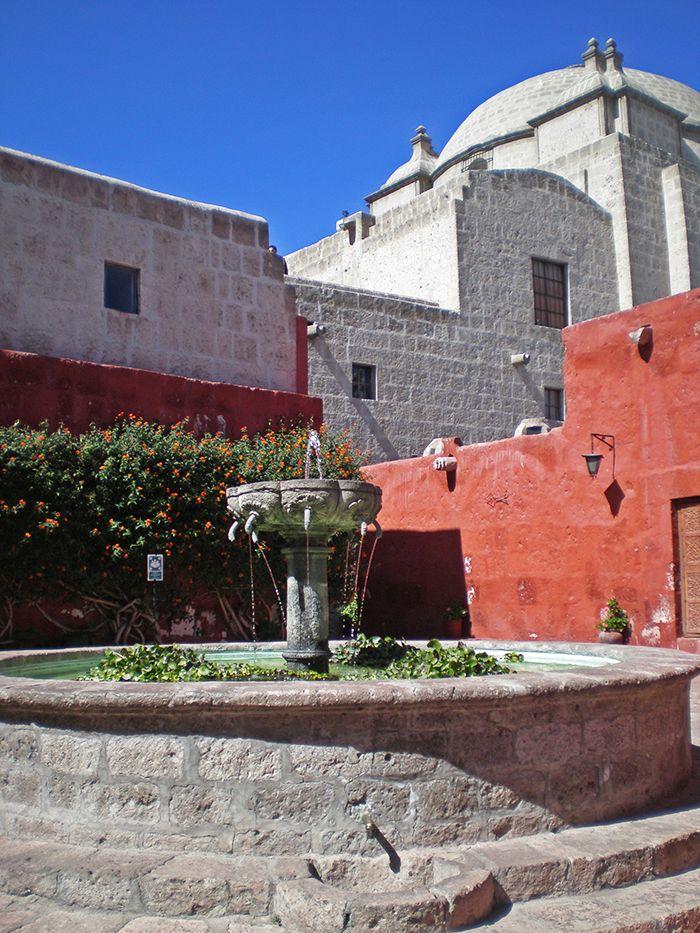 Arequipa Peru Sudamérica