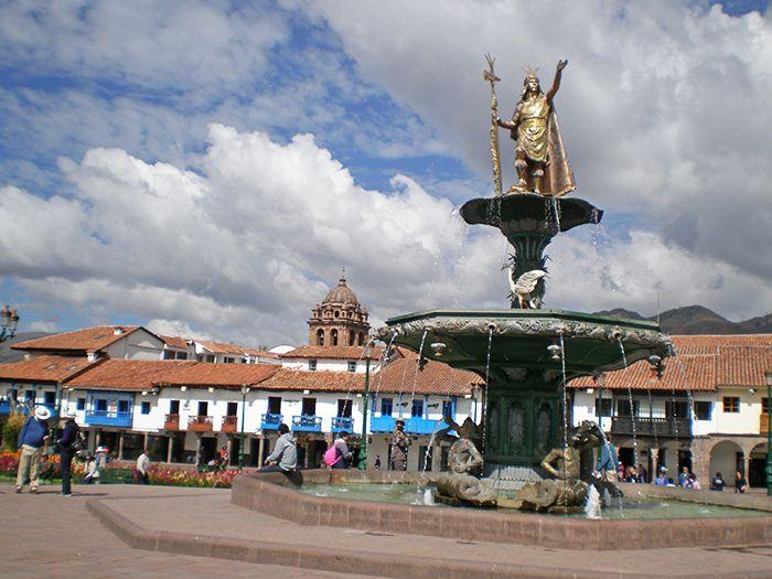 Sudamérica Peru  Cusco