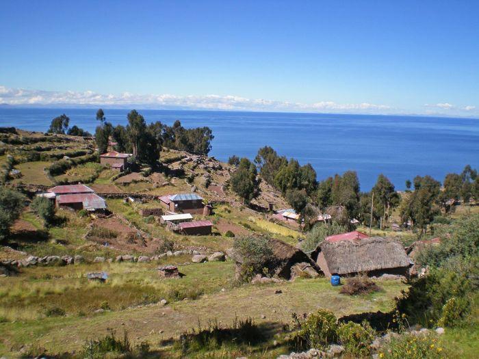 Puno Peru Sudamérica