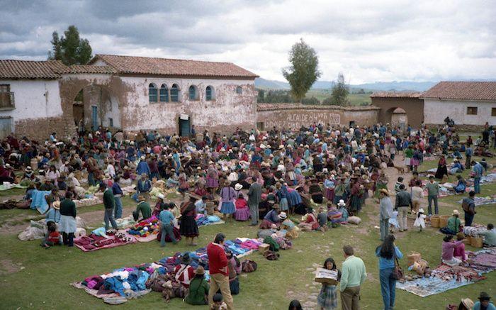 Chinchero - Qué ver y hacer en Cusco Cuzco Sudamérica Peru