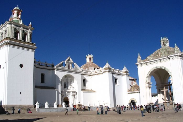 Bolivia Sudamérica