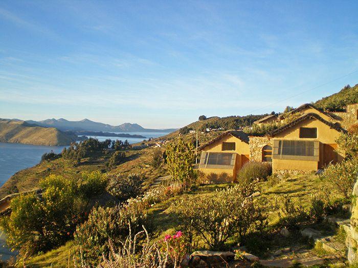 Ecolodge La Estancia - Cómo ir a la Isla del Sol - Qué ver en Isla del Sol - Bolivia