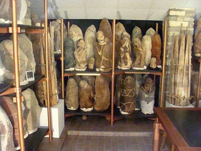 Museo de Leymebamba qué ver en Chachapoyas - Perú