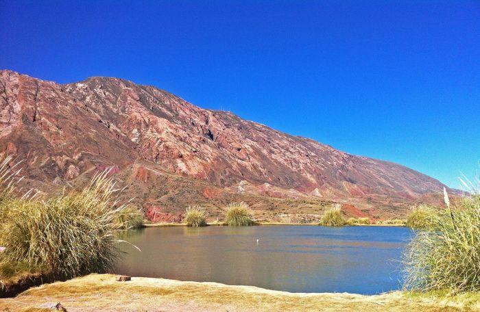 Ojo del Inca qué ver en Potosí Bolivia