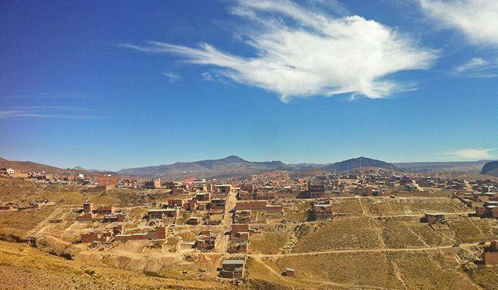 Sudamérica Bolivia Potosi