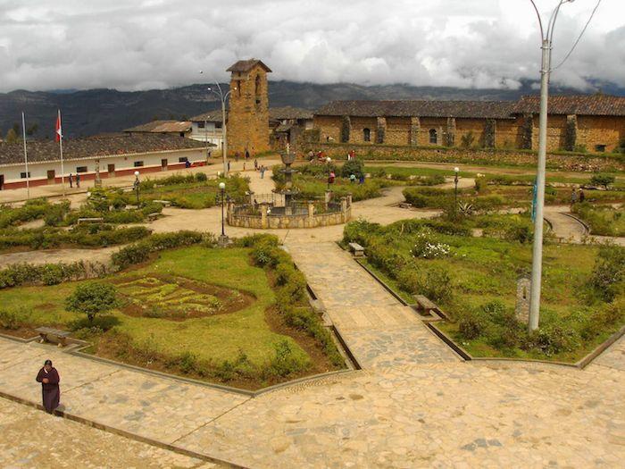 La Jalca Grande - qué ver en Chachapoyas - Perú