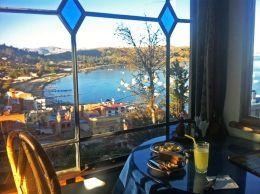Desayuno con vistas!!