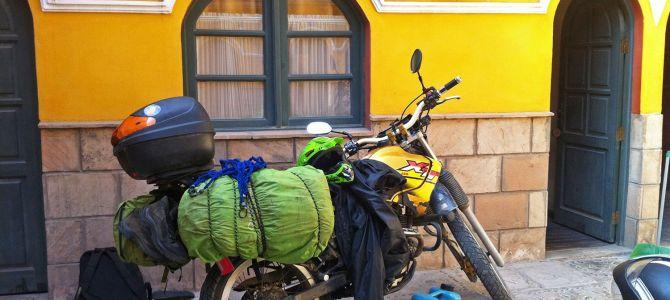 Lo que no mata da placer: viajar en moto por Bolivia