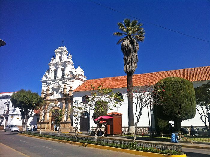 qué ver y qué hacer en Sucre Bolivia