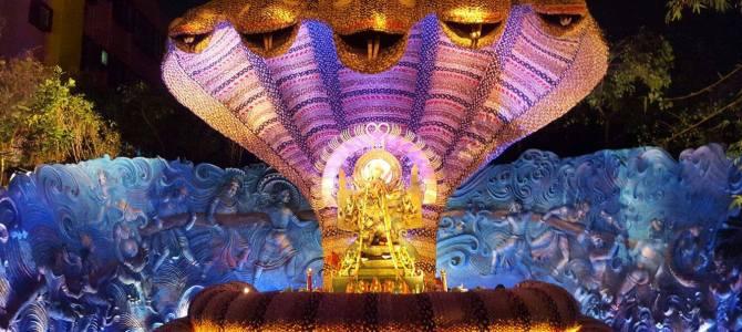 Durga Puja : un festival para adorar, admirar y disfrutar