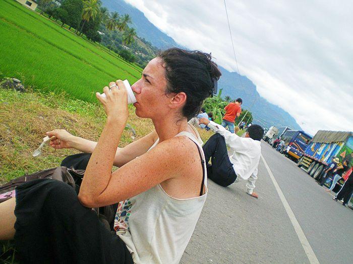 """mi 2015 viajero De Trujillo a Chachapoyas... momentos de """"viaje"""": esperas, contratiempos y resume esos momentos de los viajes """"que no se ven"""""""