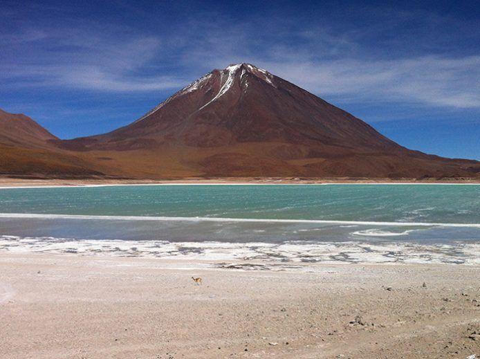2015 viajero Paisajes de otro planeta en la Reserva Natural Eduardo Avaroa - Bolivia