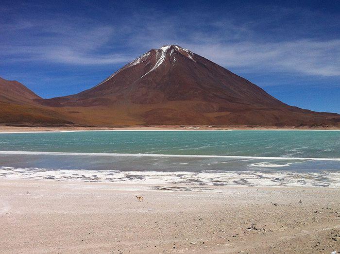 Paisajes de otro planeta en la Reserva Natural Eduardo Avaroa - Bolivia