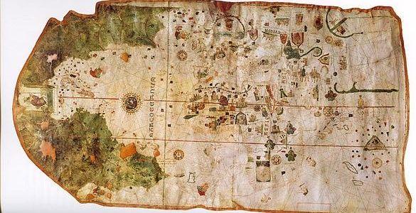 Una mañana entre grandes navegantes y… ¡mapas!