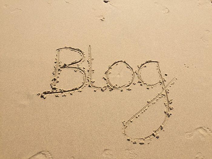crear un blog de viajes