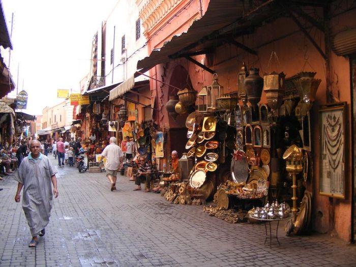 Cómo ir del aeropuerto de Marrakech al centro