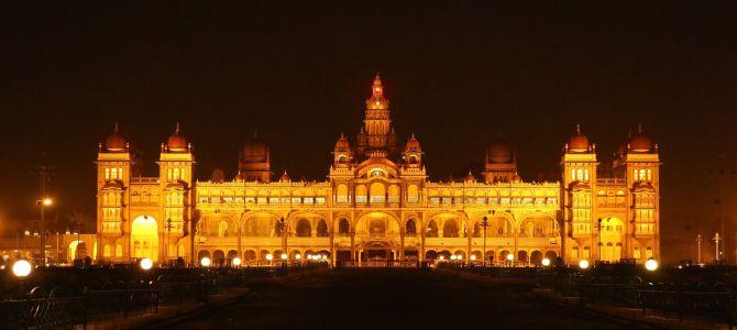 Mysore y el palacio del Maharajá