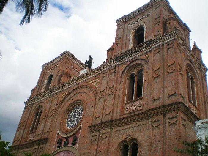 Iglesia Ecuador Cuenca