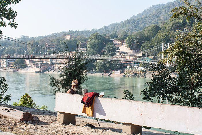 qué ver en Rishikesh