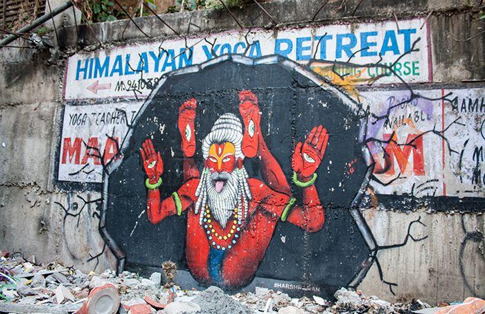 Grafiti_Rishikesh