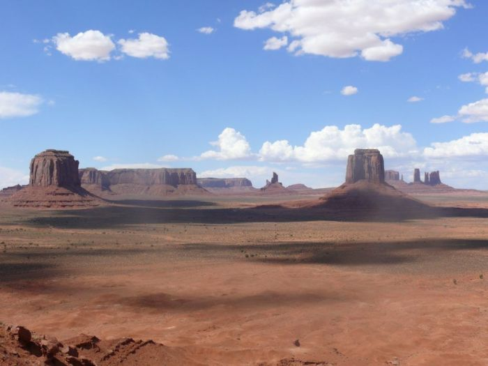 Monument Valley - Fotografía: Victor Diego