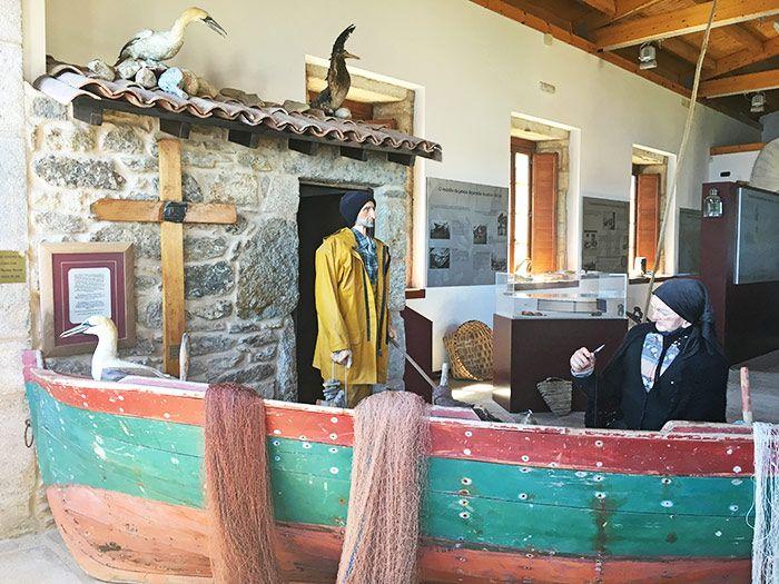 museo de pesca