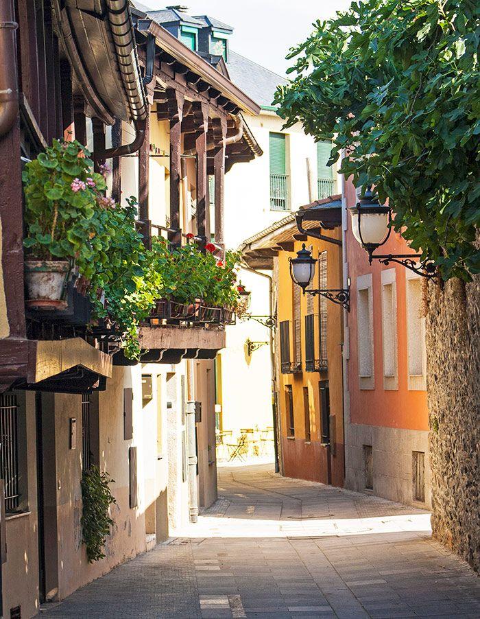 Callecitas con mucho encanto de Ponferrada - Castilla y león