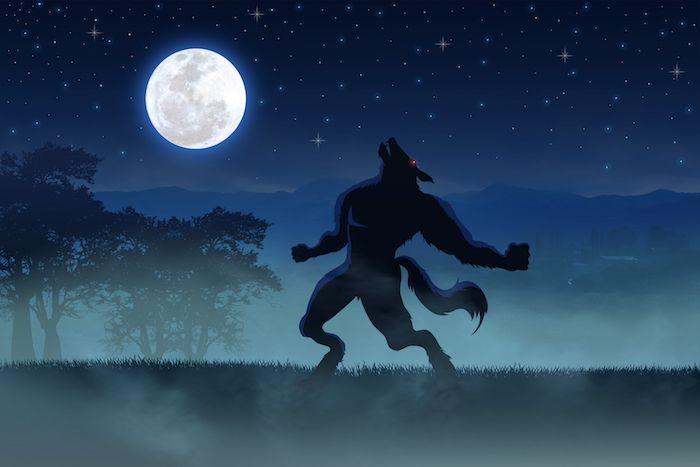 Hombre lobo via Shutterstock