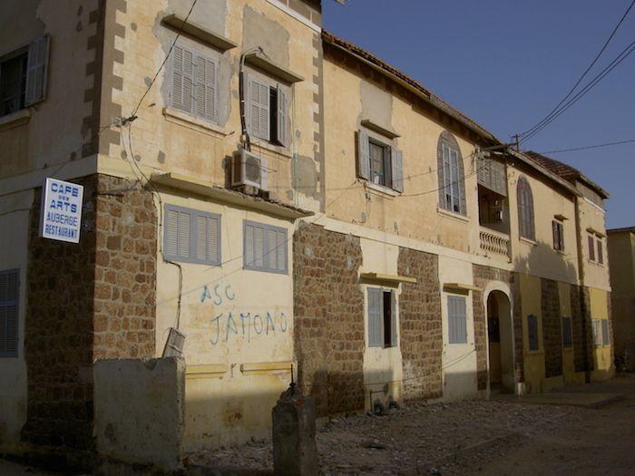 Hostal del terror en San Luis. Crédito blog Apeadero