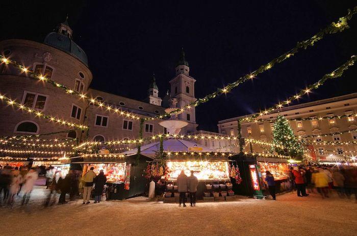 Mercado de Navidad en Salzburgo escapadas de Navidad