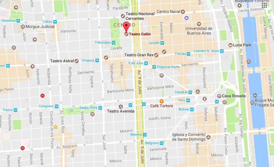 qué hacer en Buenos Aires - Visitar Buenos Aires