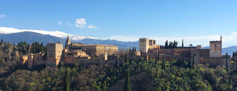 7 destinos en España que no te puedes perder - Granada