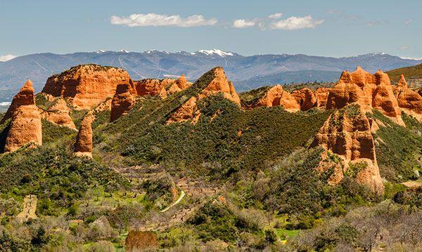 7 destinos en España que no te puedes perder - Las Médulas, León - Turismo por España