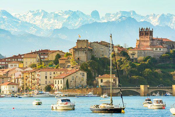7 destinos en España que no te puedes perder - San Vicente Barquera - Turismo España