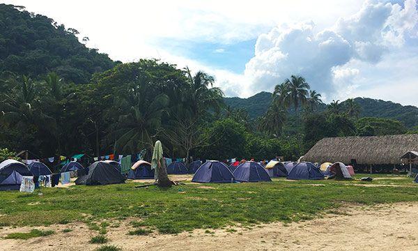 Santa Marta y Parque Tayrona