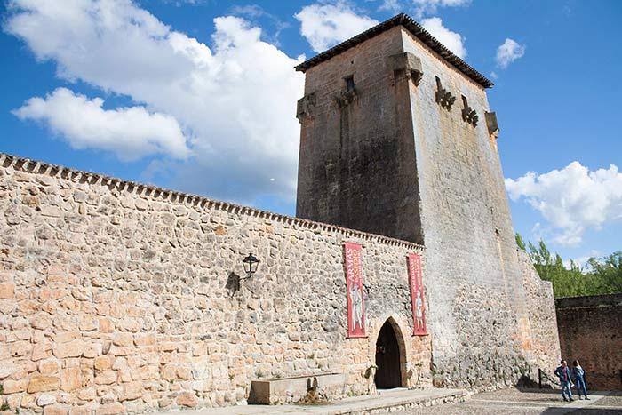 Torreón de Fernán González en Covarrubias, Burgos