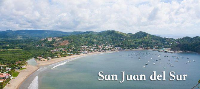 Primera parada en Nicaragua: San Juan del Sur