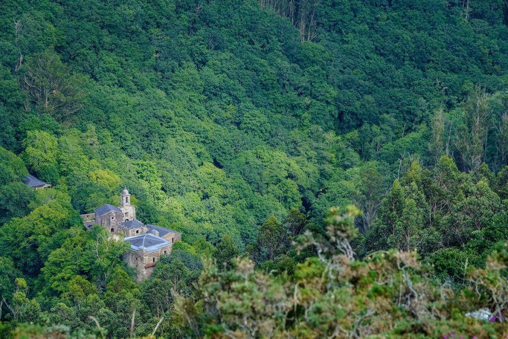 Fragas do Eume qué ver en Galicia