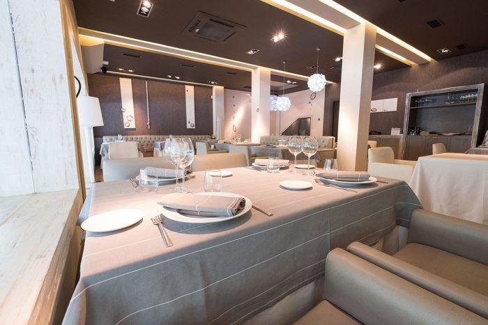 Restaurante en Cabana