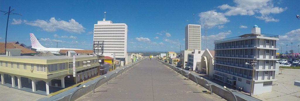 calles de Managua