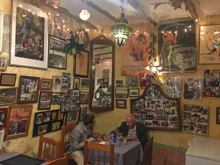 Restaurantes en la Ruta por la Alpujarra Granadina