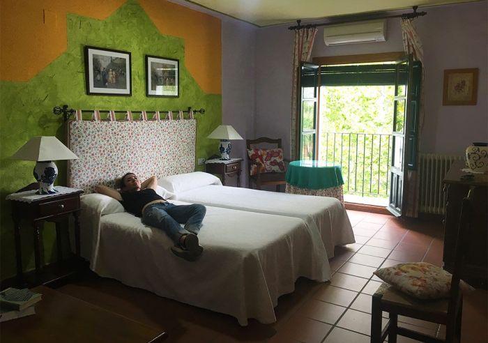 hoteles en Ruta por la Alpujarra Granadina