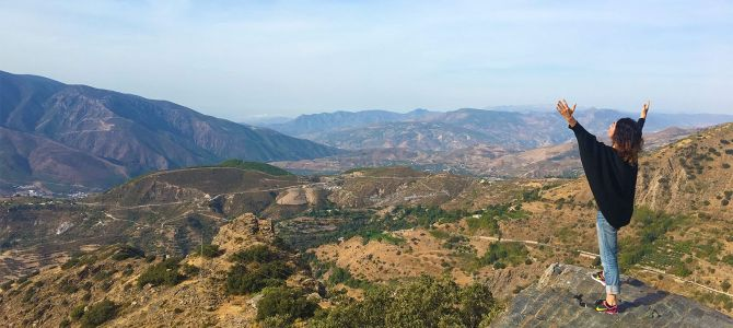 Ruta por La Alpujarra Granadina