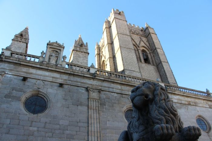 Catedral del Salvador de Ávila - Qué ver en Ávila
